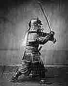 Armoured Samurai With Sword (circa.1860) Tee Shirt